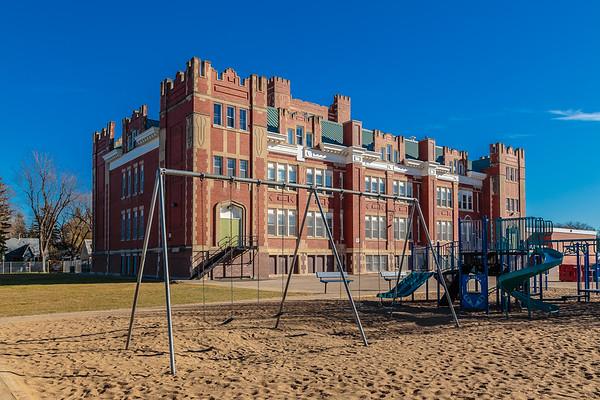 King George School
