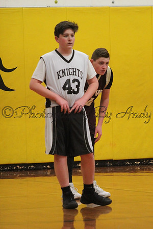 Jr. High Boy's Basketball