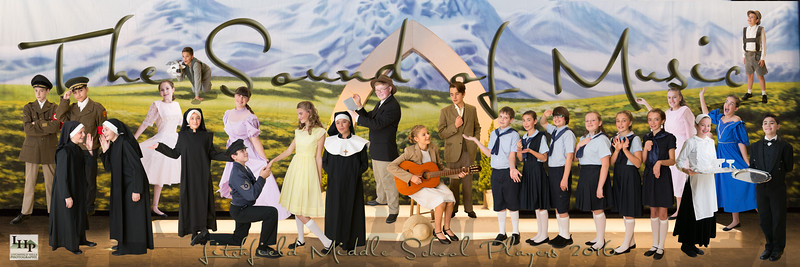 Sound of Music Extreme Poster