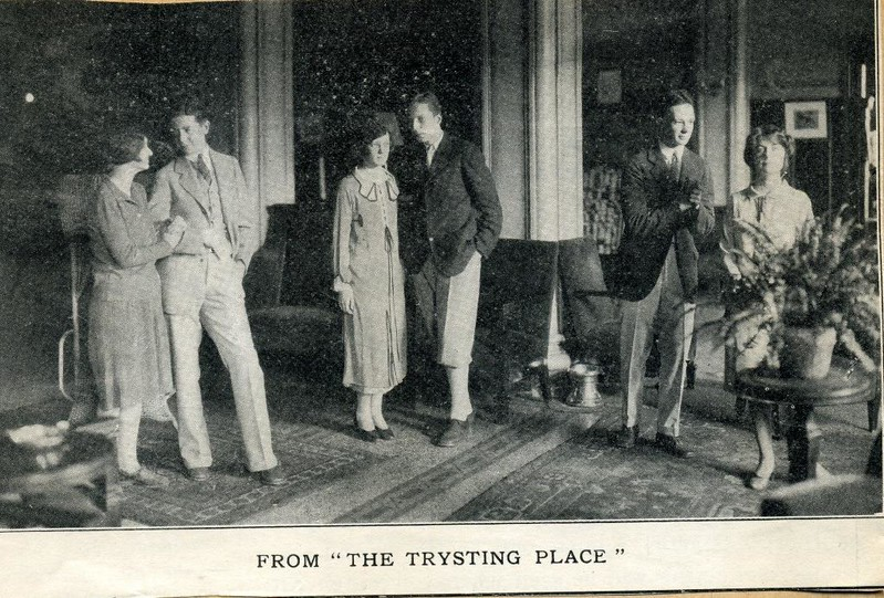 The Trysting Place (07231)