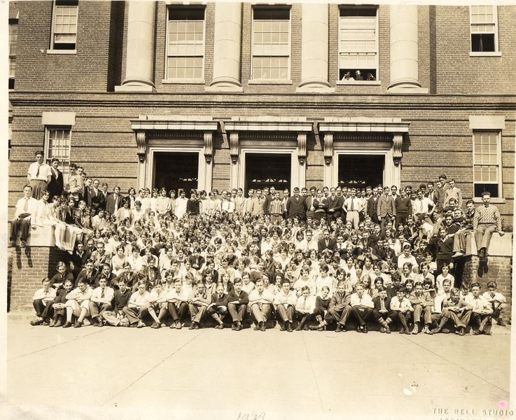 E.C. Glass Students of 1929 (07189)