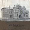 Lynchburg High School/Frank Roane Elementary School  ca. 1899-1910  (09588)