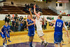 MHS Boys Basketball vs Grants Pass - 0116