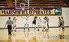 MHS Girls JV Basketball vs Pleasant Hill - 0007
