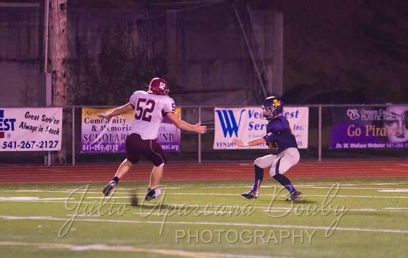 Marshfield High School Football - 0453
