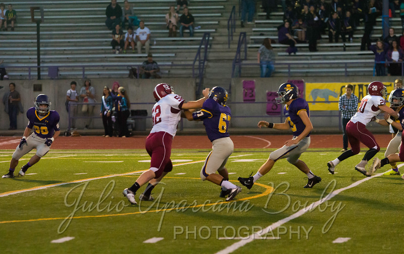 Marshfield High School Football - 0156