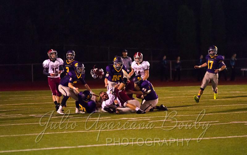 Marshfield High School Football - 0439