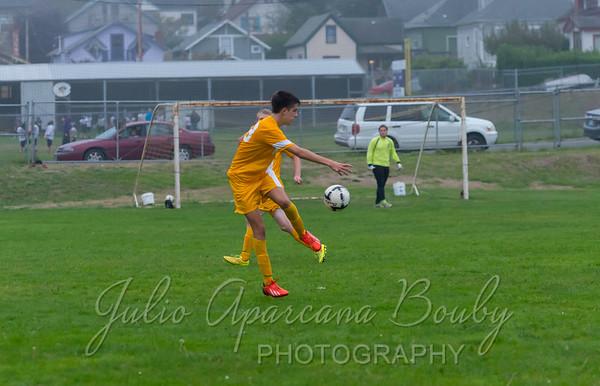 Marshfield High School Boys Soccer - 0138