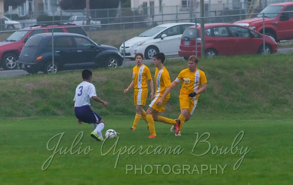 Marshfield High School Boys Soccer - 0158