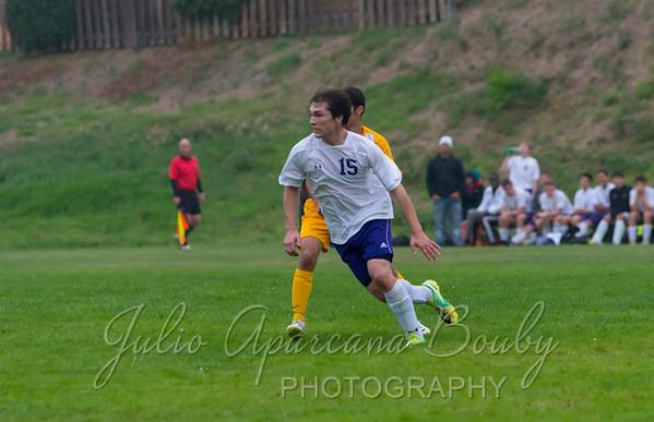 Marshfield High School Boys Soccer - 0127