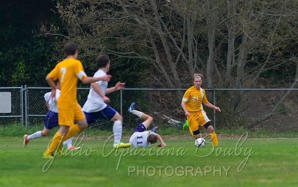 Marshfield High School Boys Soccer - 0036