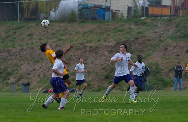 Marshfield High School Boys Soccer - 0162