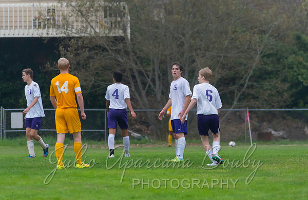 Marshfield High School Boys Soccer - 0058