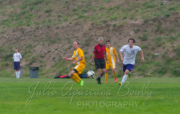 Marshfield High School Boys Soccer - 0090