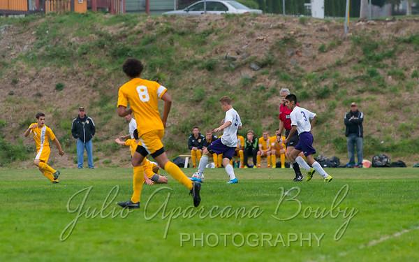 Marshfield High School Boys Soccer - 0070