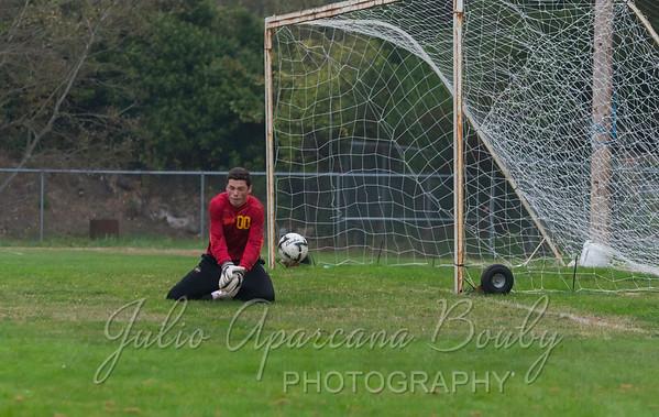 Marshfield High School Boys Soccer - 0079