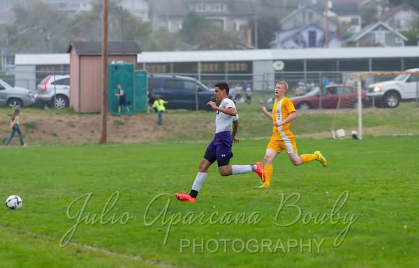 Marshfield High School Boys Soccer - 0061