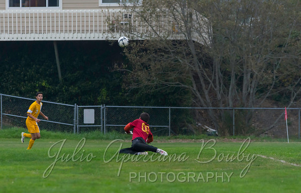Marshfield High School Boys Soccer - 0099