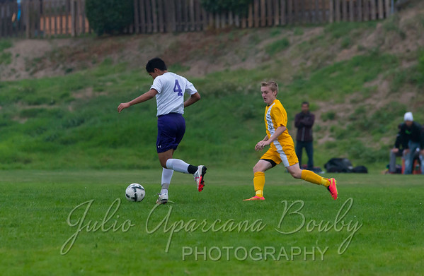 Marshfield High School Boys Soccer - 0142