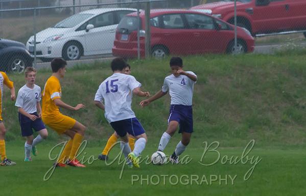 Marshfield High School Boys Soccer - 0160