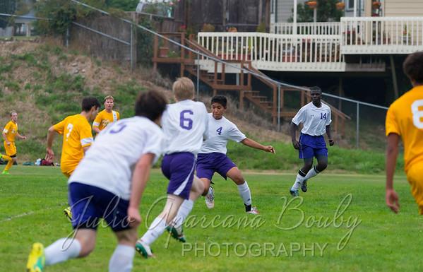 Marshfield High School Boys Soccer - 0032
