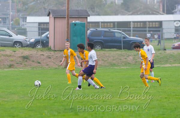 Marshfield High School Boys Soccer - 0001