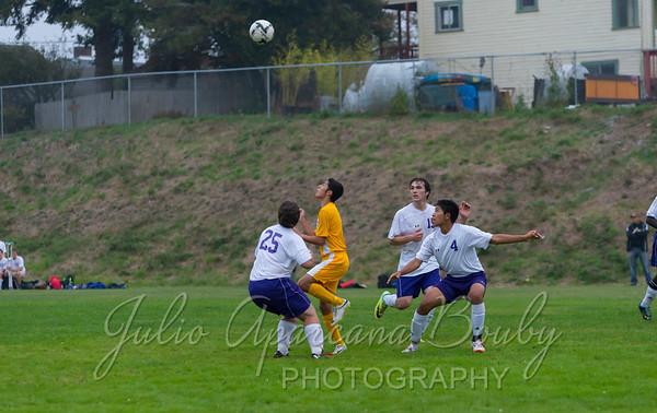 Marshfield High School Boys Soccer - 0132