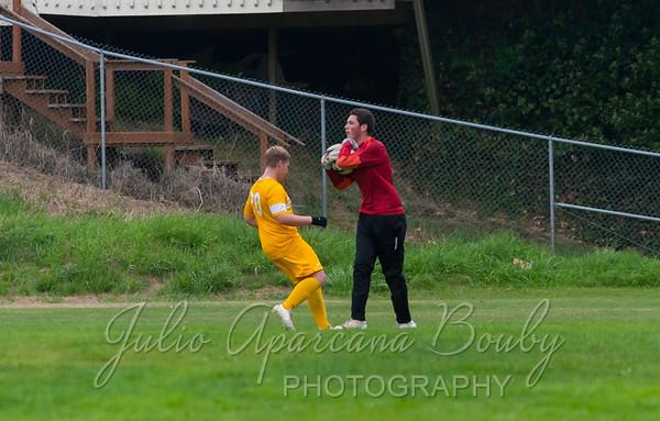 Marshfield High School Boys Soccer - 0023
