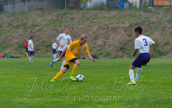 Marshfield High School Boys Soccer - 0092