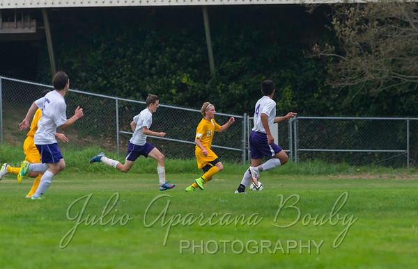 Marshfield High School Boys Soccer - 0062