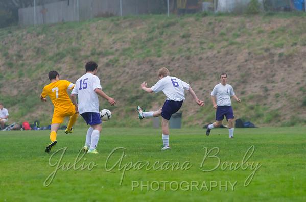 Marshfield High School Boys Soccer - 0071