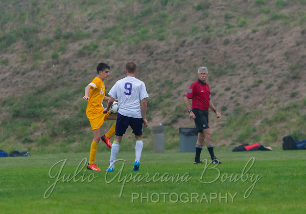 Marshfield High School Boys Soccer - 0150