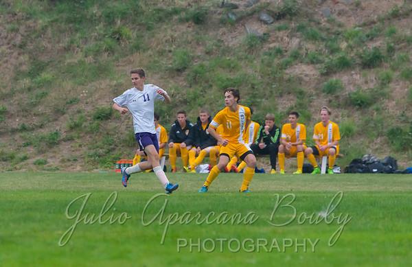 Marshfield High School Boys Soccer - 0149