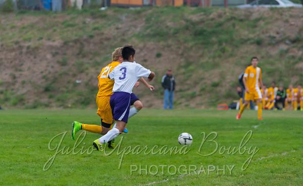 Marshfield High School Boys Soccer - 0093