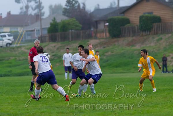 Marshfield High School Boys Soccer - 0128