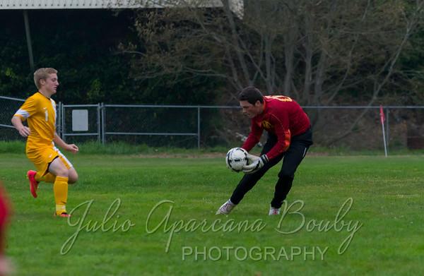 Marshfield High School Boys Soccer - 0135