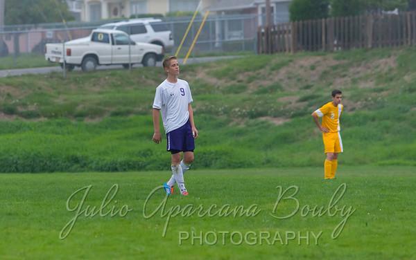 Marshfield High School Boys Soccer - 0100