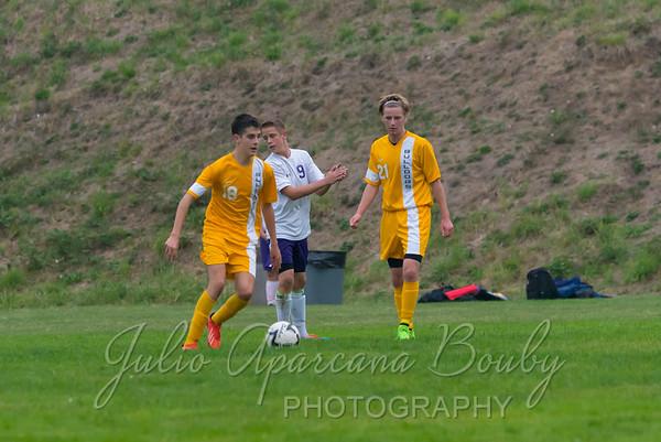 Marshfield High School Boys Soccer - 0120