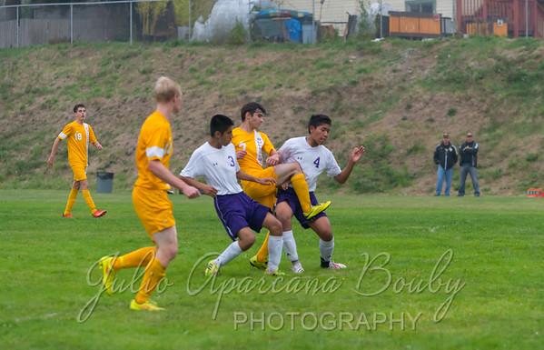 Marshfield High School Boys Soccer - 0078