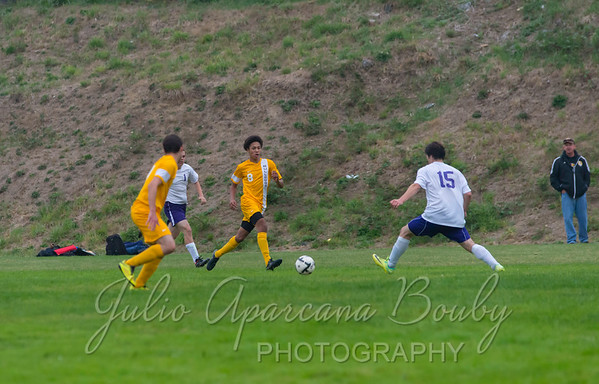 Marshfield High School Boys Soccer - 0095