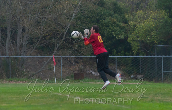 Marshfield High School Boys Soccer - 0122