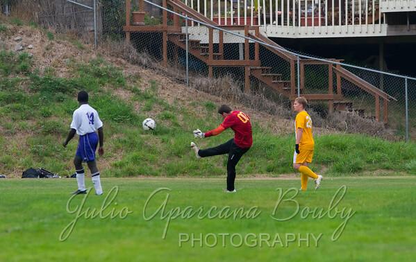 Marshfield High School Boys Soccer - 0024