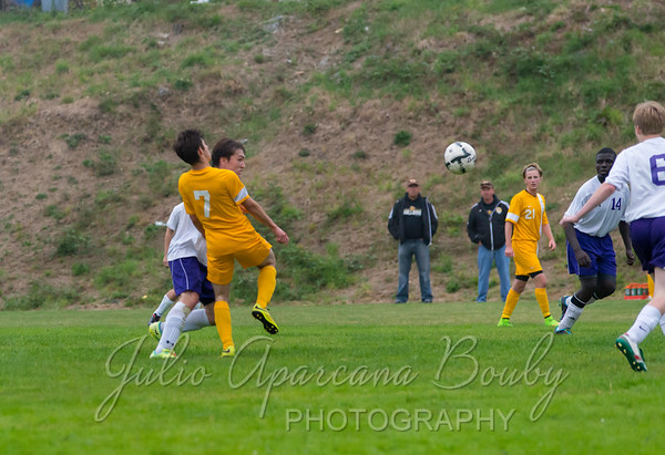 Marshfield High School Boys Soccer - 0053