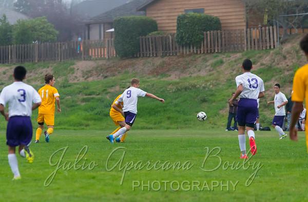 Marshfield High School Boys Soccer - 0067