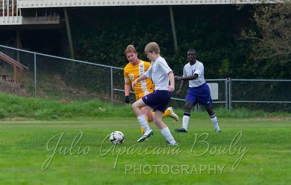 Marshfield High School Boys Soccer - 0037
