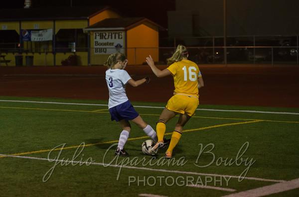 Marshfield High School Girls Soccer - 0379