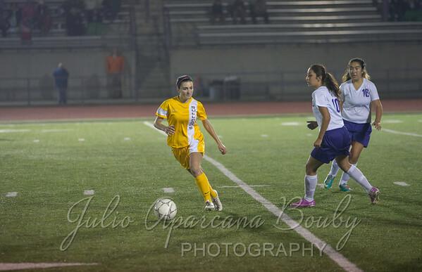 Marshfield High School Girls Soccer - 0342