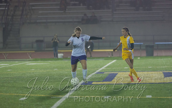 Marshfield High School Girls Soccer - 0282