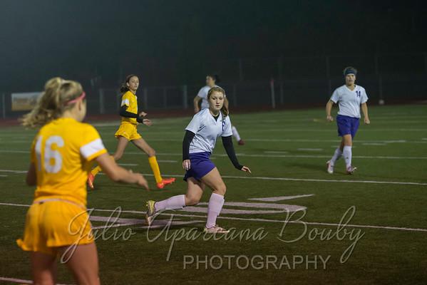 Marshfield High School Girls Soccer - 0132