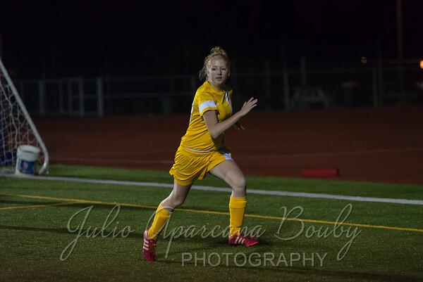 Marshfield High School Girls Soccer - 0507